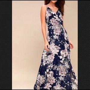 Lulu's Dresses - Lulu's maxi dress